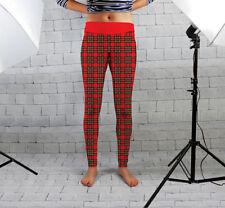 Vêtements de fitness rouge pour femme