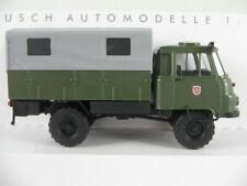 """Busch 50206 Robur LO 2002 A P/P (1973) """"DDR-Zivilverteidigung"""" 1:87/H0 NEU/OVP"""