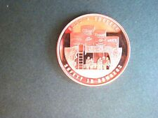 Safety in Numbers FOOD & SHELTER Round Protect the Future 1oz COPPER COIN