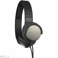 JVC Victor Stereo headphone gunmetal HA-S500-Z / Airmail with Tracking