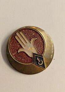 Ancien insigne 1° RSA  SPAHIS ALGERIENS  Drago Algérie