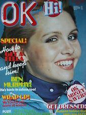 OK MAGAZINE 13TH NOV 1976 - BEN MURPHY