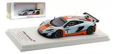Truescale McLaren MP4-12C GT3 #9 Spa 24hr 2012 - Bell/Meyrick/Wainwright 1/43