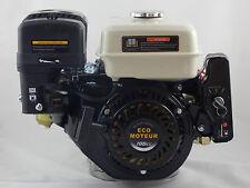 Eco Moteur thermique EM65-XCE 6.5CV 22mm essence démarrage électrique embrayage