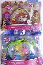 NEW Disney Princess Little Kingdom Cinderella's Carriage & Belle's Dining Room
