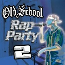 CD de musique rap old school