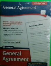 Personal Law,  General Agreement