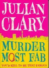 Murder Most Fab,Julian Clary- 9780091922474