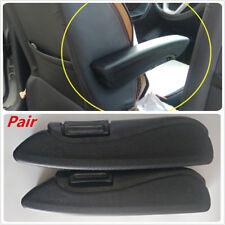Car Truck Black Adjustable Armrest Arm Rest PU Foam Comfortable Right Left Sides