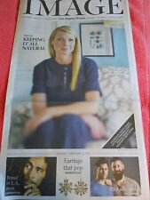 GWYNETH PALTROW KEEPING IT NATURAL LA TIMES IMAGE SECTION 2016 JUSTIN BIEBER