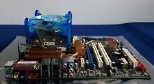 ASUS M2N32 WS PRO Socket AM2 AMD Motherboard with Heat Sink and Back plate