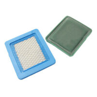 Combo Flat Air Filter Prefilter Cleaning For 491588S 493537S