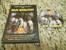 Mojo Migration - Northern Alberta to the Golf Coast Waterfowl Hunting DVD ~ Mojo