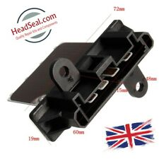 Heater Resistor to fit NISSAN MICRA K11 1992-2003 Blower Cabin 2715072B01
