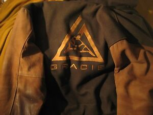 ORIGINAL GRACIE ACADEMY JACKET from early 1990's
