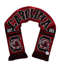 South Carolina Scarf - USC Gamecocks Knitted