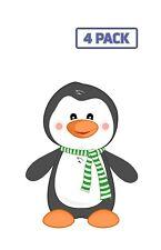 Penguin Animal Cute C 00006000 artoon Bird Sticker Vinyl Decal 1-446