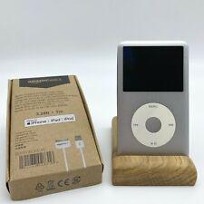  Apple iPod Classic 7th Generation 512gb Silver Upgrade SSD iFlash ★★★★★