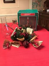 House of Lloyd Holiday Christmas Around The World Holiday Horn Centerpiece