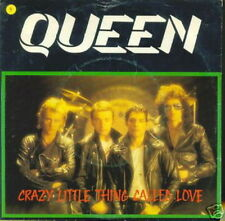 QUEEN 45 TOURS HOLLANDE CRAZY LITTLE THING CALLED