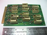"""PCB Card Board 6-1/2"""" x 4-1/2"""" Vintage 1970s Used Untested Qty 1"""