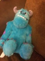 Electronic Monsters University SULLEY Talking Roaring Soft Plush Toy Free Post