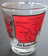 Arkansas Razorbacks Shot Glass