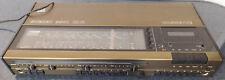 Vintage ITT Stereo 5501 HiFi Cassette Bronze Eloxal - Casseiver - Schaub Lorenz