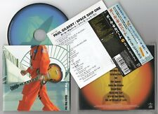 PAUL GILBERT - Space Ship One - 2005 JAPAN OBI ** MR.BIG , RACER X