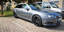19 Zoll Alu Felgen Audi A4 S4 8K B8 B9 A6 4F 4G Avant Limousine 5x112 Zoll SW V1