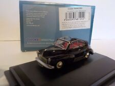 Morris Minor, Soft Top,Open,  Black , Model Cars, Oxford Diecast