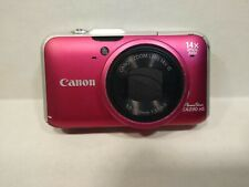 Canon PowerShot SX230 HS 12.1MP Digital Camera - Blue  + Card
