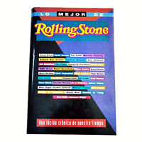 Libro LO MEJOR DE ROLLING STONE (Varios) . mc5 dolly parton led zeppelin tom wol