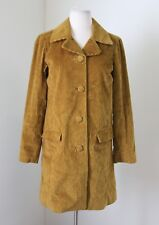 Missoni for Target Mustard Green Corduroy Jacket Coat Size XS