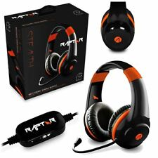Stealth Raptor Multi-Format xBox One / PS4 / Pro / PC Gaming Headset Headphones