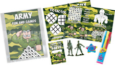 Army Pre Filled Party Bag - Children Military Parties Wedding Birthday Reward