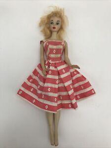 Vintage 1958 Barbie Doll B 5 Matel Japan MCMLVIII