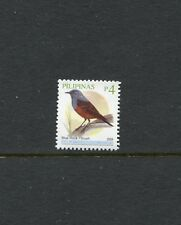 Philippines 3204,  MNH, 2009, Philippine Birds-Blue Rock Thrush