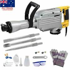 2200W Electric Commercial Jackhammer Demolition Hammer-High Quality-Free-mail