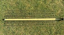 "Vintage Carpet Stair Rods 24""  x 9"