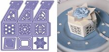 TONIC STUDIOS CRYSTAL CAROUSEL BOX FAVOUR GIFT 19 DIE SET - NEW