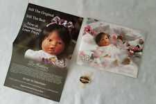 Lee Middleton Celebrating 25 Years of Love Catalog Doll Collectors Booklet Set