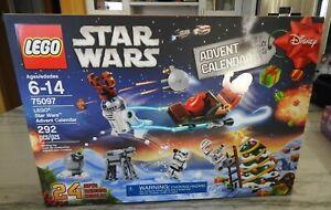 Lego 75097 STAR WARS Advent Calendar New/Sealed 2015-Retired Free Ship OBO