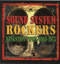 SOUND SYSTEM ROCKERS  KINGSTON TOWN 1969-1975 NEW VINYL LP