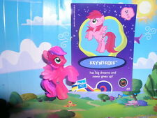 my little pony neon bright  mini blind bag Skywishes  NEW/Loose