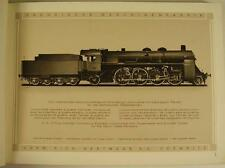 Antiguos muy raros representantes locomotoras catálogo Hartmann Chemnitz antes 1945