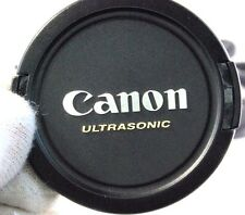 Genuine Canon Ultrasonic Lens Cap E-58 58mm EOS EF EF-S 18-55mm 28-90mm 28-80mm