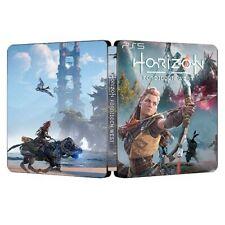 Horizon Zero Dawn Part 2 -Forbidden West PS5- NEU Steelbook- Custom - ohne Spiel