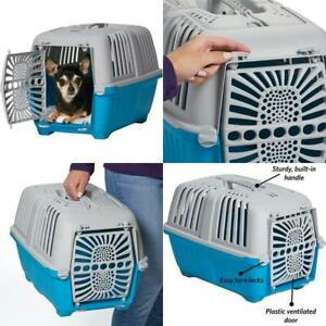 Midwest Spree Travel Carrier | Hard-Sided Pet Carriers Ideal For Extra-Small Dog