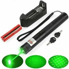 50Miles 303 Green Laser Pointer Lazer Pen Beam Light 	Laser Pointer